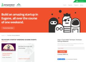 eugene.startupweekend.org