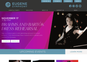 eugenesymphony.org