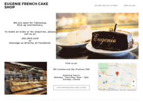 eugeniefrenchcakes.weebly.com