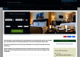 euler-hotel-basel.h-rez.com