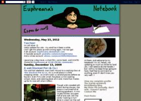 euphreana.blogspot.com