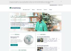 eurapharma.com
