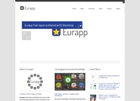 eurapp.eu