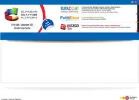 eurasiancoatingsplatform.com