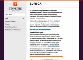 eureca.utk.edu