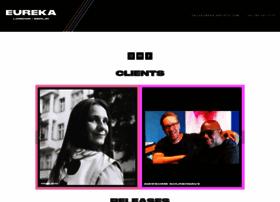 eureka-artists.com