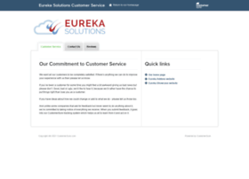 eurekasolutions.customersure.com