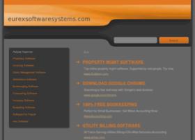 eurexsoftwaresystems.com