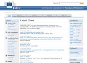 eurl-pesticides.eu