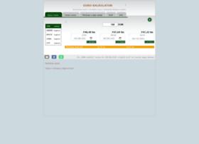 euro-kalkulator.bafer.org