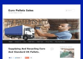 euro-pallets-sales.co.uk