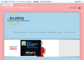 euro-prevajalskaagencija.si