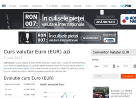euro.curs.wall-street.ro