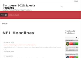 euro2012experts.com