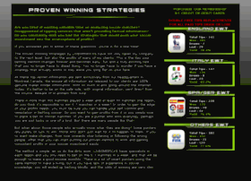 euro2012handicapping.info