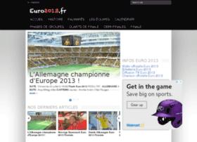 euro2013.fr