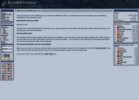 eurobilltracker.com