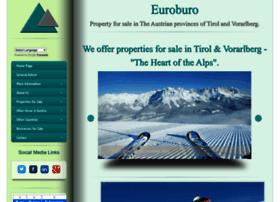 euroburo-tirol.com