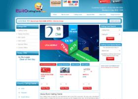 eurocallingcards.com