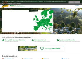 eurocampings.net