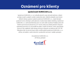 eurocar.cz