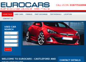 eurocarscastleford.co.uk