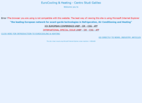 eurocooling.com