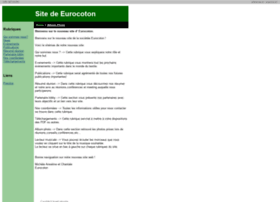 eurocoton.populus.org