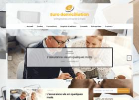 eurodomiciliation.com