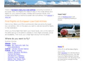 euroflights.info
