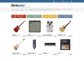 euroguitar.com
