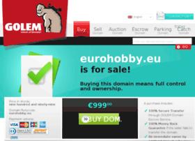 eurohobby.eu