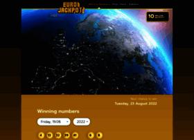 eurojackpot.com