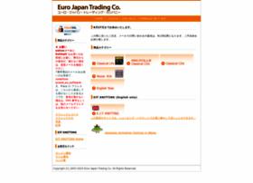 eurojapantrading.com