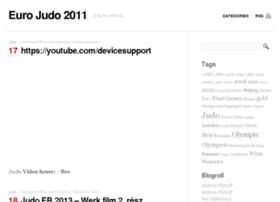 eurojudo2011istanbul.com