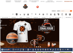 euroleaguestore.net