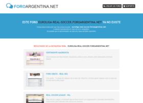 euroliga-real-soccer.foroargentina.net