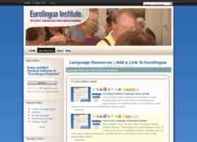 eurolingua-institute.com