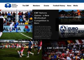 eurominifootball.com