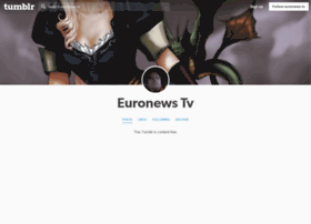 euronews-tv.tumblr.com