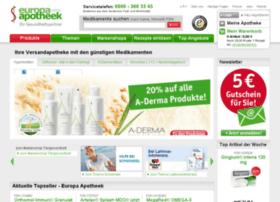 europa-apotheek-krankenkassen.de