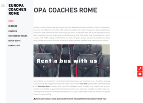 europa-coaches-rome.com