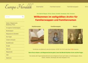 europa-heraldik.com