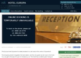 europa-hotel-dusseldorf.h-rez.com