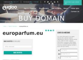europarfum.eu