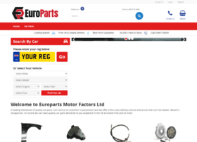 europarts-motorfactors.com