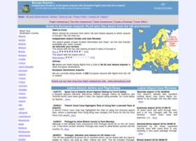 europe-airports.com