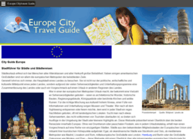 europe-city-travel-guide.com