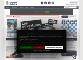 europe-echecs.com