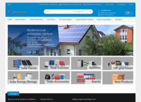 europe-solarshop.com